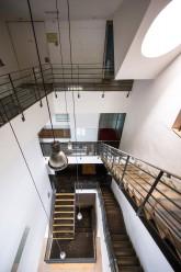 Pormenor do edifício que vai albergar o News Museum