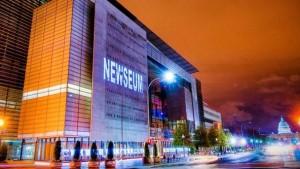 Instalações do Newseum em Washington